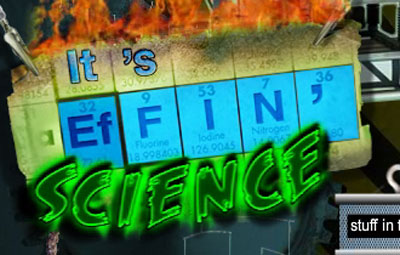 Effin Science on G4