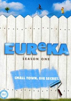 Eureka Season One DVD