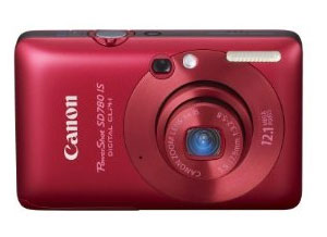 canon SD780IS PowerShot Digital Camera
