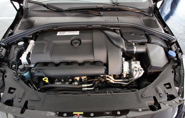 Volvo s60 t6 horsepower