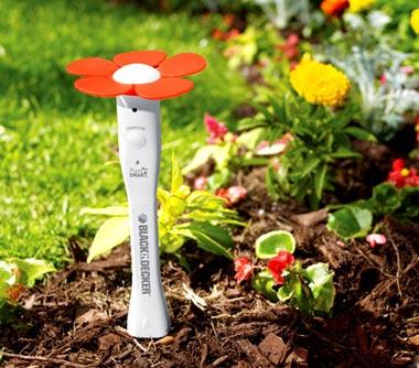 Black & Decker PlantSmart System in the Ground