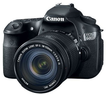 Canon 60D dSLR Body