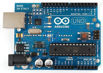 Microcontrôleur arduino uno