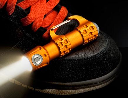Icon Link Carabiner LED Flashlight