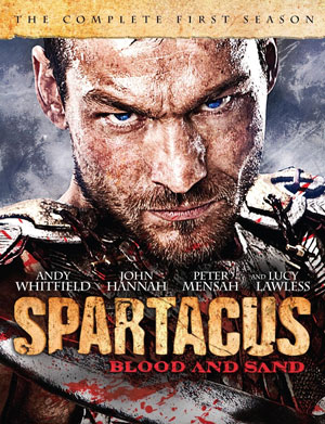 Spartacus Blood and Sand DVD Season 1