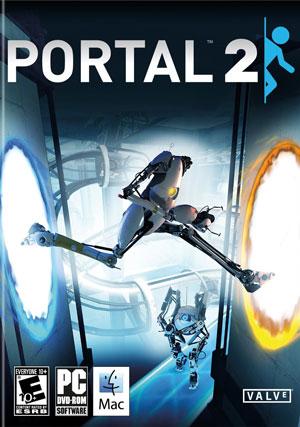 Valve Portal 2 Game
