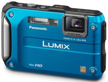 Panasonic Lumix TS3 Tough Digital Camera