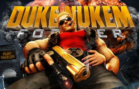 Duke Nukem Forever Badass Pose
