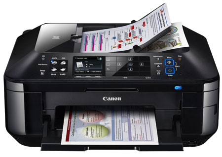 Canon MX882 Multifunction Printer