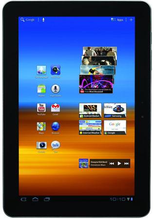 Samsung Galaxay 10-1 Tab Android Tablet