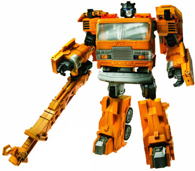 Transformers Generations Action Figure Grappel