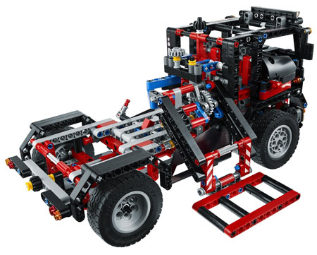 Lego Technic Pick up Tow Truck B Model