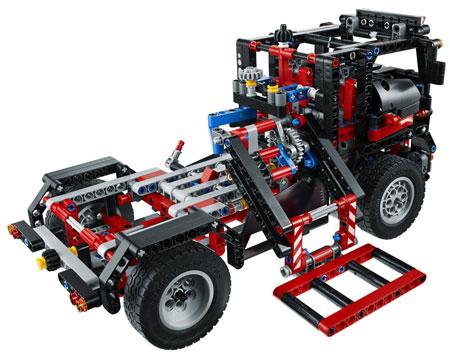 Lego Technic Pick up Tow Truck B Model
