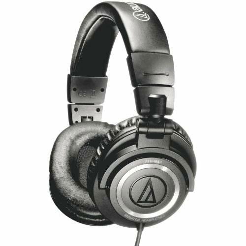 Audio Technica MTH-M50 Headphones