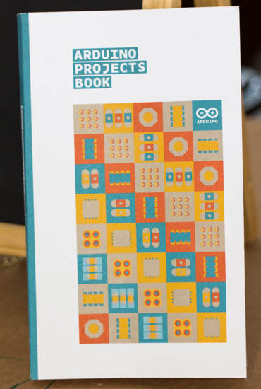 Arduino Starter Kit Projects Book