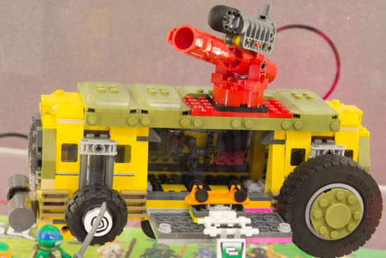 LEGO Teenage Mutant Ninja Turtles Battle Van