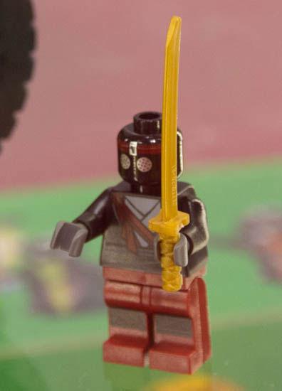 LEGO Teenage Mutant Ninja Turtles Foot Ninja
