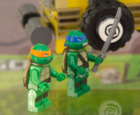 LEGO Teenage Mutant Ninja Turtles Leo Mike