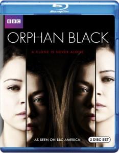 Orphan Black Blu-Ray