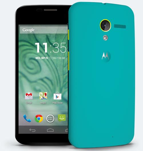 Motorola Moto-X Smartphone