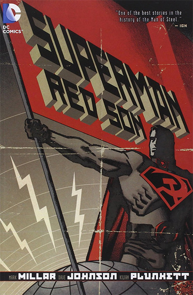 Superman Red Son Graphic Novel Cover
